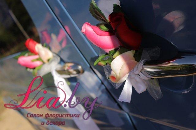 Салон флористики и декора Lia.by - Машины, параходы - фото 27