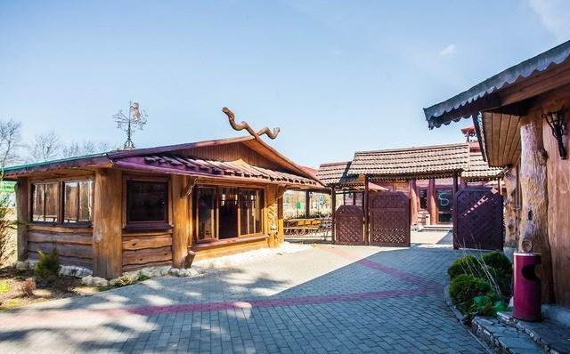 Кафе Бронгал - Территория - фото 2