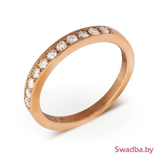 """Салон обручальных колец """"Свадьба"""" - Обручальные кольца с бриллиантами - фото 43"""