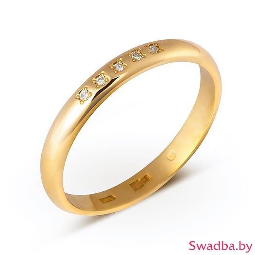 """Салон обручальных колец """"Свадьба"""" - Обручальные кольца с бриллиантами - фото 25"""