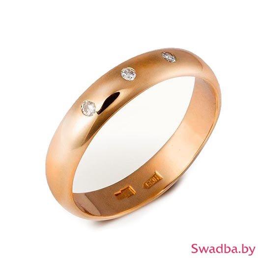 """Салон обручальных колец """"Свадьба"""" - Обручальные кольца с бриллиантами - фото 14"""