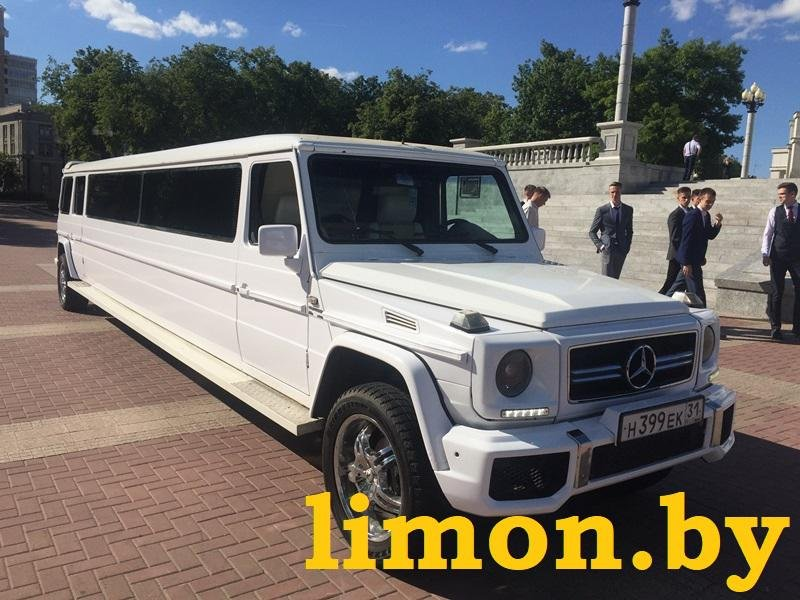 Прокат автомобилей  «ЛИМУЗИН - МИНСК» - Лимузины - фото 79