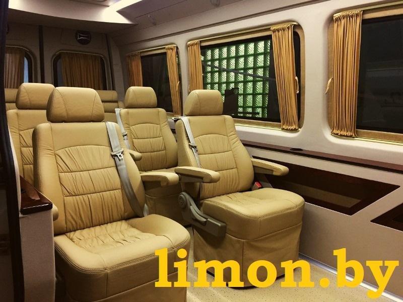 Прокат автомобилей  «ЛИМУЗИН - МИНСК» - Представительский класс - фото 11