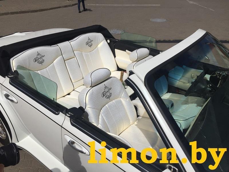 Прокат автомобилей  «ЛИМУЗИН - МИНСК» - Представительский класс - фото 23