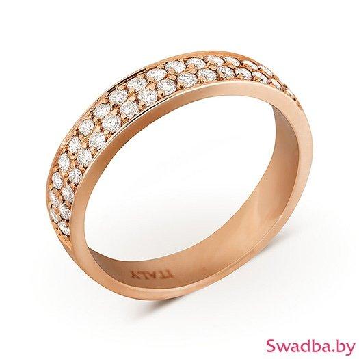 """Салон обручальных колец """"Свадьба"""" - Обручальные кольца с бриллиантами - фото 45"""
