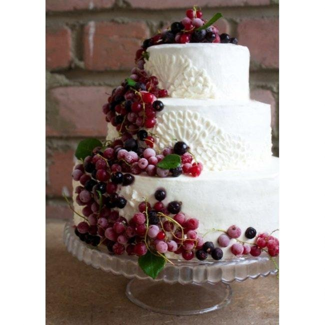Торты на заказ Домашние торты от Марты Липинской - Свадебные торты - фото 8