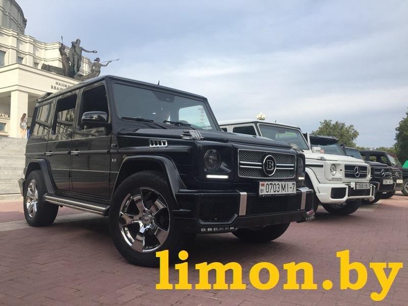Прокат автомобилей  «ЛИМУЗИН - МИНСК» - Представительский класс - фото 15