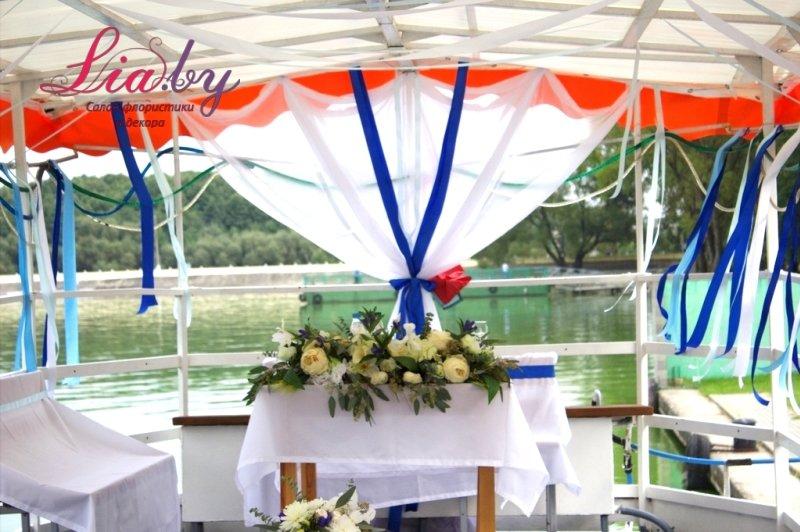 Салон флористики и декора Lia.by - Машины, параходы - фото 19