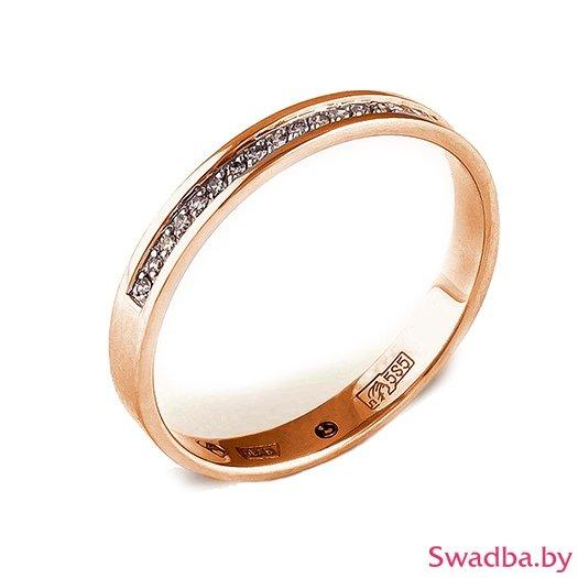 """Салон обручальных колец """"Свадьба"""" - Обручальные кольца с бриллиантами - фото 6"""