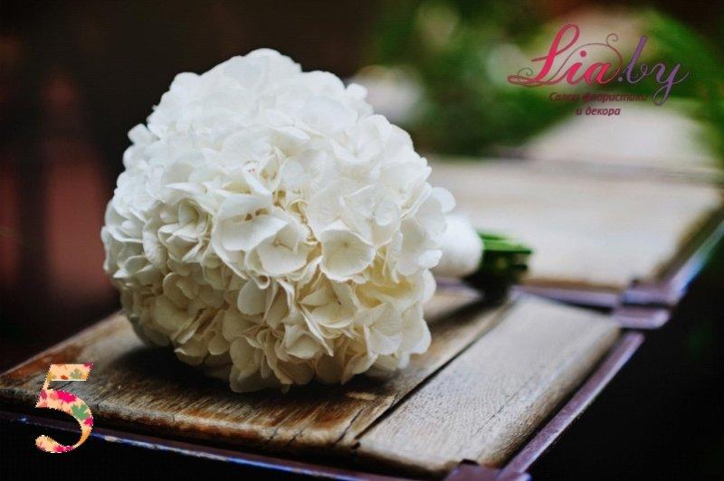 Салон флористики и декора Lia.by - Букет невесты - фото 4