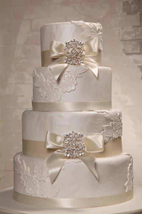 Торты на заказ Домашние торты от Марты Липинской - Свадебные торты - фото 17