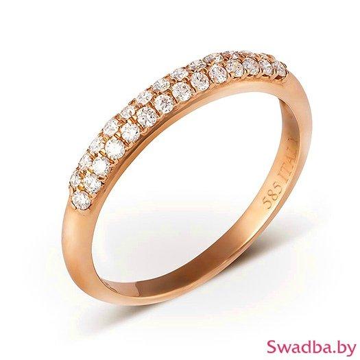 """Салон обручальных колец """"Свадьба"""" - Обручальные кольца с бриллиантами - фото 42"""