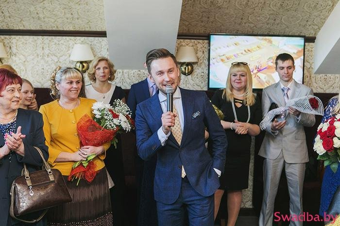 Ведущий Сергей Лапковский - Свадьбы - фото 33