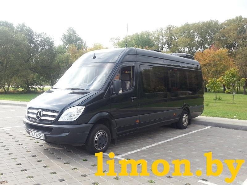 Прокат автомобилей  «ЛИМУЗИН - МИНСК» - Представительский класс - фото 24