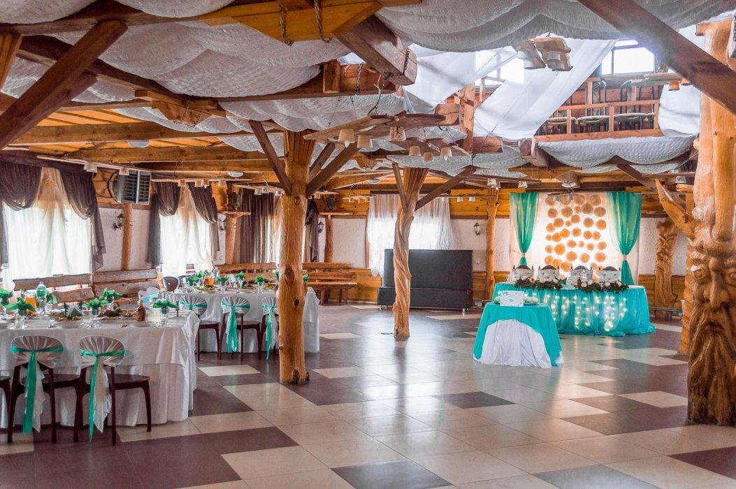 Кафе Бронгал - Свадьба - фото 19