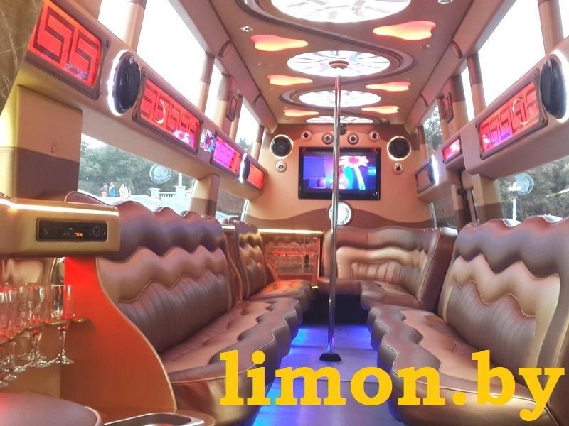 Прокат автомобилей  «ЛИМУЗИН - МИНСК» - Лимузины - фото 60