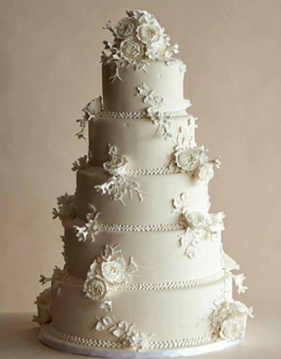 Торты на заказ Домашние торты от Марты Липинской - Свадебные торты - фото 22