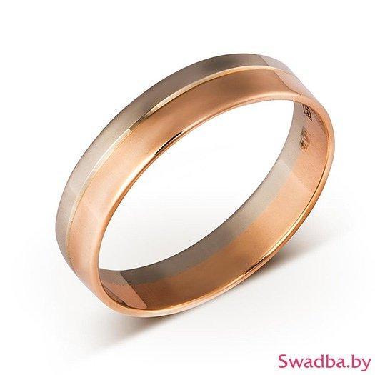 """Салон обручальных колец """"Свадьба"""" - Обручальные кольца без вставок - фото 25"""