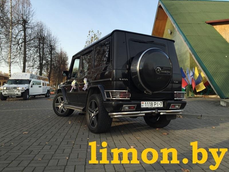 Прокат автомобилей  «ЛИМУЗИН - МИНСК» - Представительский класс - фото 36
