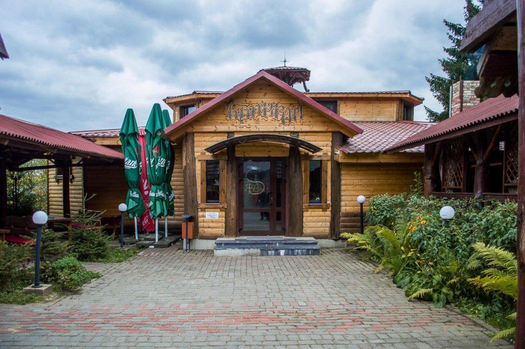 Кафе Бронгал - Свадьба - фото 25