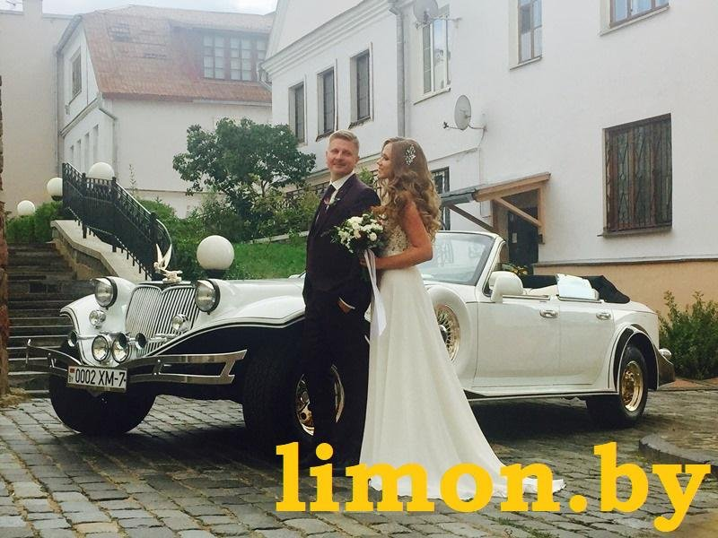 Прокат автомобилей  «ЛИМУЗИН - МИНСК» - Представительский класс - фото 21