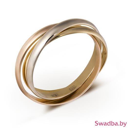 """Салон обручальных колец """"Свадьба"""" - Обручальные кольца без вставок - фото 9"""