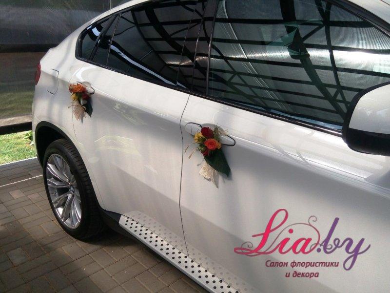 Салон флористики и декора Lia.by - Машины, параходы - фото 10
