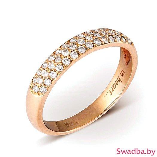 """Салон обручальных колец """"Свадьба"""" - Обручальные кольца с бриллиантами - фото 41"""