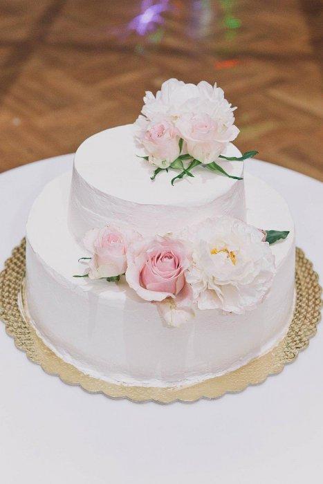 Торты на заказ Домашние торты от Марты Липинской - Свадебные торты - фото 6