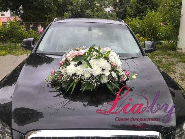 Салон флористики и декора Lia.by - Машины, параходы - фото 31