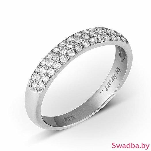 """Салон обручальных колец """"Свадьба"""" - Обручальные кольца с бриллиантами - фото 50"""