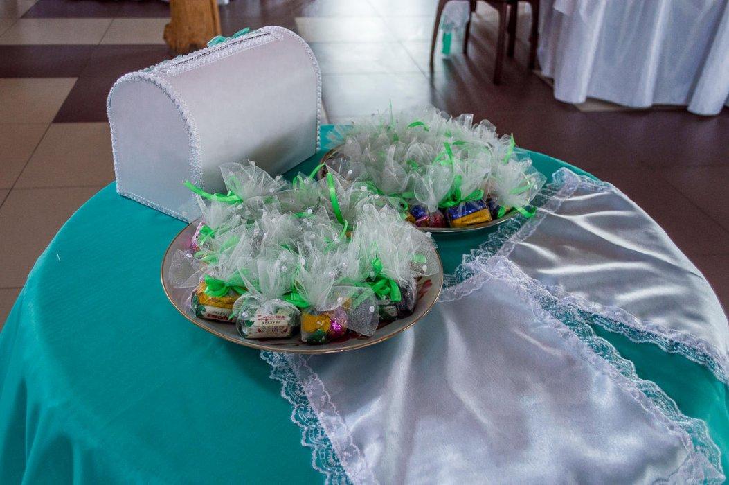 Кафе Бронгал - Свадьба - фото 20