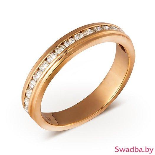"""Салон обручальных колец """"Свадьба"""" - Обручальные кольца с бриллиантами - фото 21"""