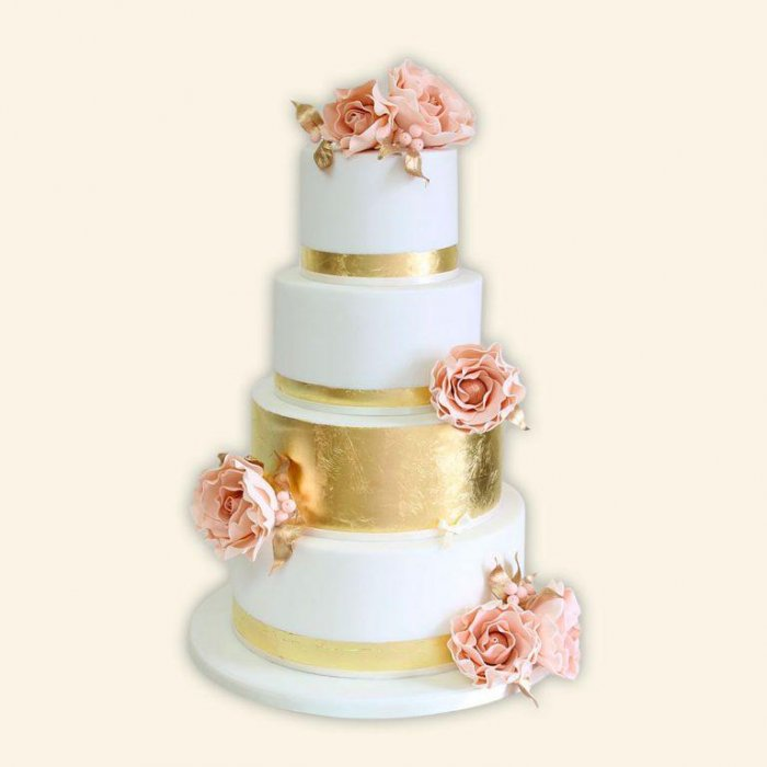 Торты на заказ Домашние торты от Марты Липинской - Свадебные торты - фото 29