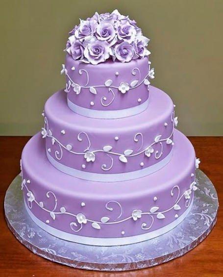 Торты на заказ Домашние торты от Марты Липинской - Свадебные торты - фото 26