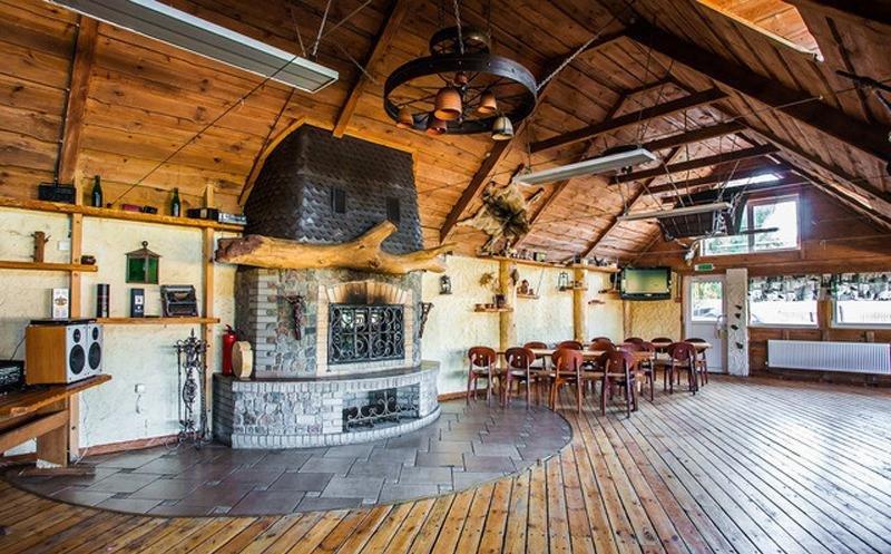 Кафе Бронгал - Фото залов - фото 1