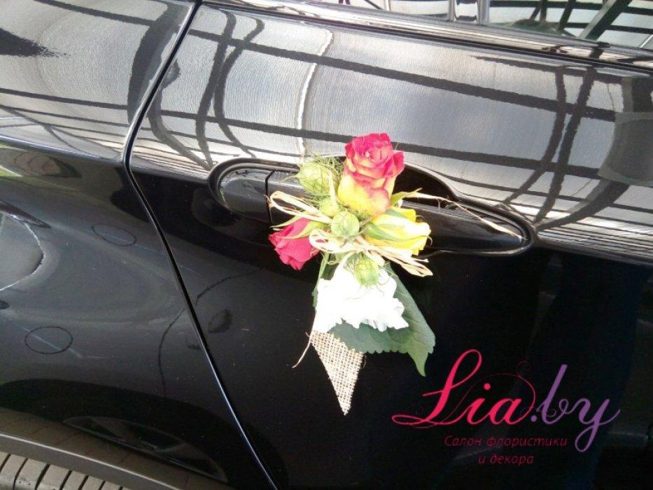 Салон флористики и декора Lia.by - Машины, параходы - фото 35