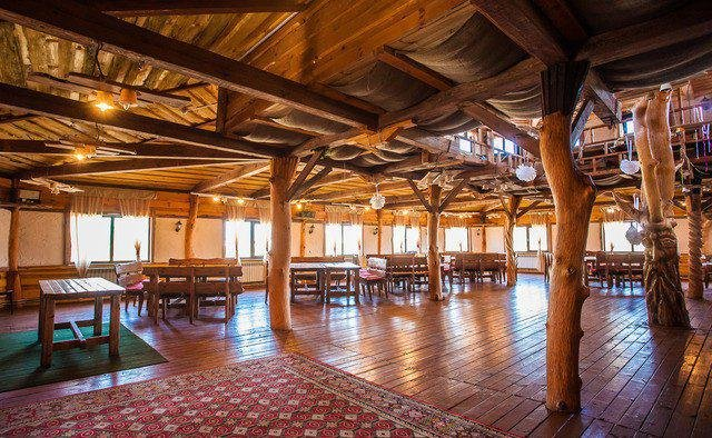 Кафе Бронгал - Фото залов - фото 5