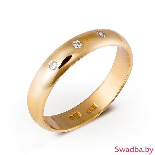 """Салон обручальных колец """"Свадьба"""" - Обручальные кольца с бриллиантами - фото 13"""
