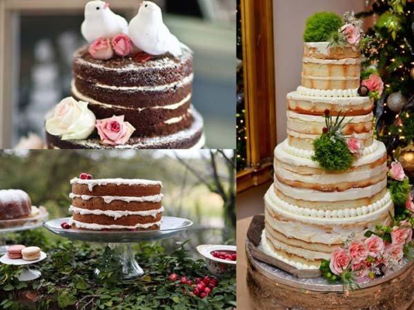 Торты на заказ Домашние торты от Марты Липинской - Свадебные торты - фото 14