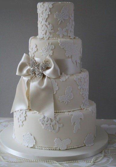 Торты на заказ Домашние торты от Марты Липинской - Свадебные торты - фото 21