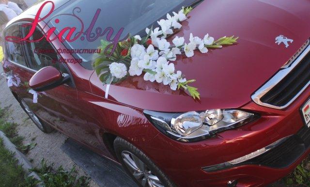 Салон флористики и декора Lia.by - Машины, параходы - фото 29