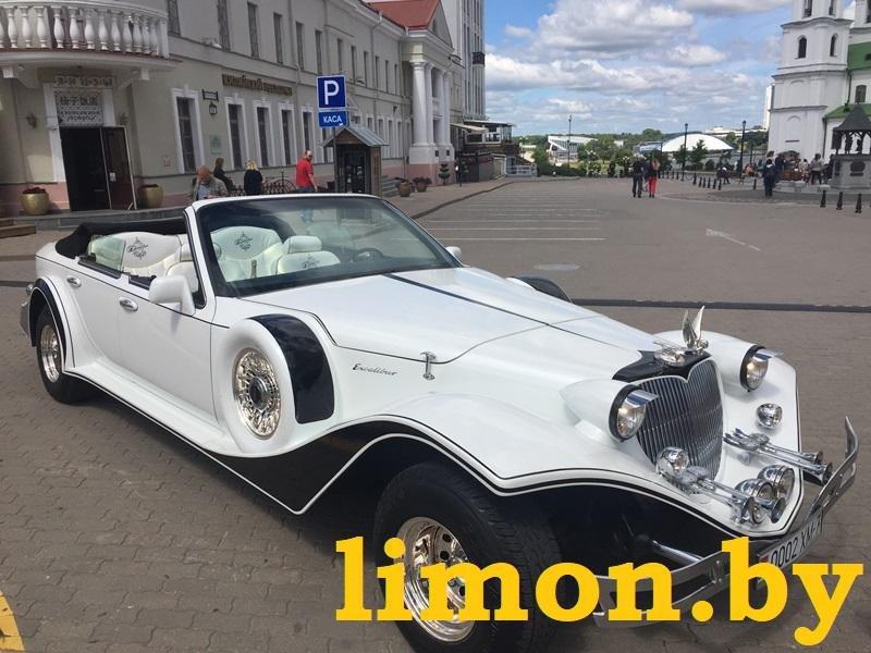 Прокат автомобилей  «ЛИМУЗИН - МИНСК» - Лимузины - фото 64