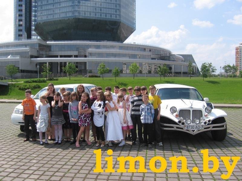 Прокат автомобилей  «ЛИМУЗИН - МИНСК» - Лимузины - фото 18