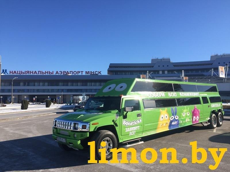 Прокат автомобилей  «ЛИМУЗИН - МИНСК» - Лимузины - фото 13