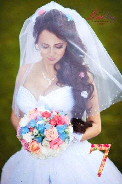 Салон флористики и декора Lia.by - Букет невесты - фото 5