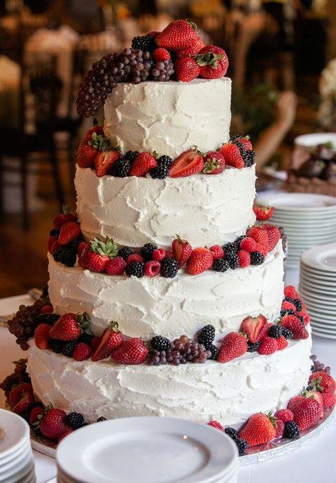 Торты на заказ Домашние торты от Марты Липинской - Свадебные торты - фото 11