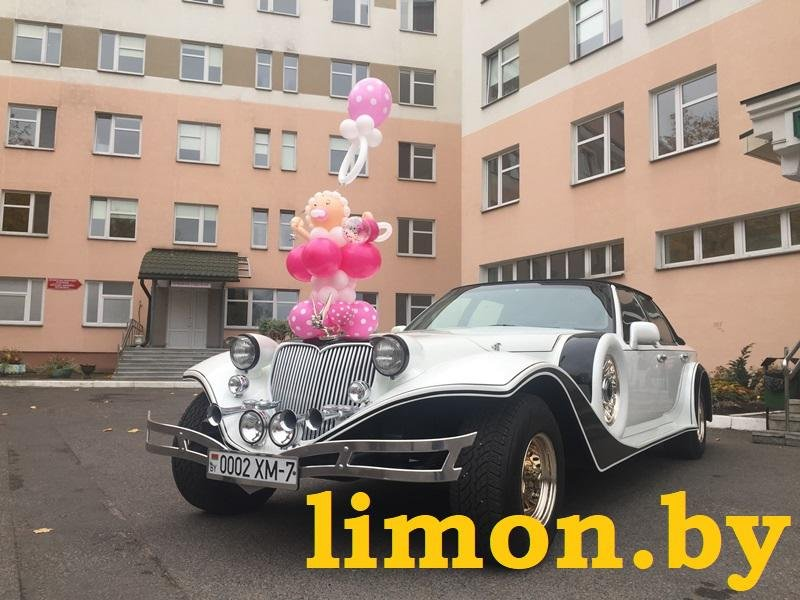 Прокат автомобилей  «ЛИМУЗИН - МИНСК» - Эксклюзив - фото 77