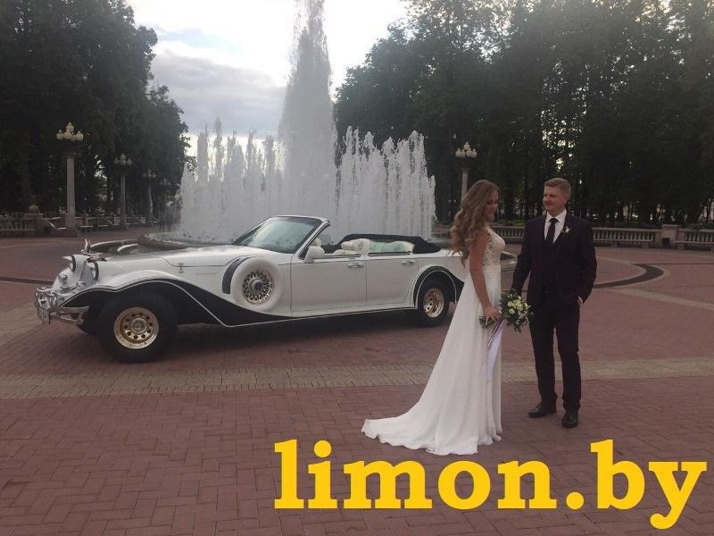 Прокат автомобилей  «ЛИМУЗИН - МИНСК» - Представительский класс - фото 7