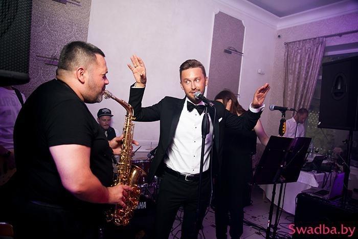 Ведущий Сергей Лапковский - Свадьбы - фото 94